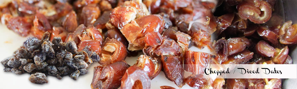 Chopped Diced Dates